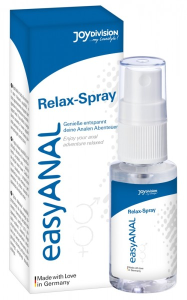 Joydivision easyANAL Relax Spray