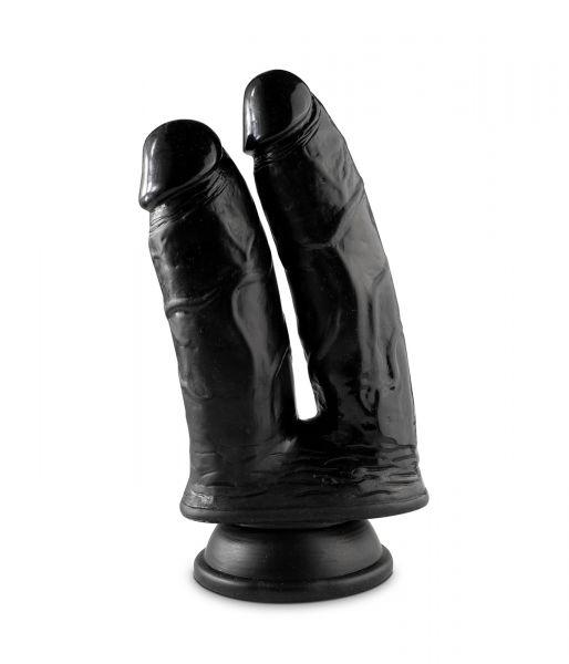 Mr. Cock Double Cock 23cm