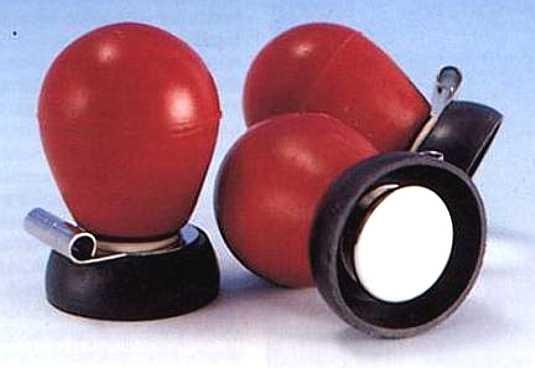 Saugelektrode für Reizstromgeräte