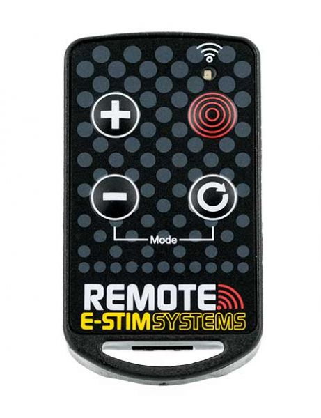 Ersatz-Fernbedienung für E-Stim Remote System (neue Version)