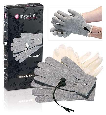 Mystim Magic Gloves - Reizstrom-Handschuhe