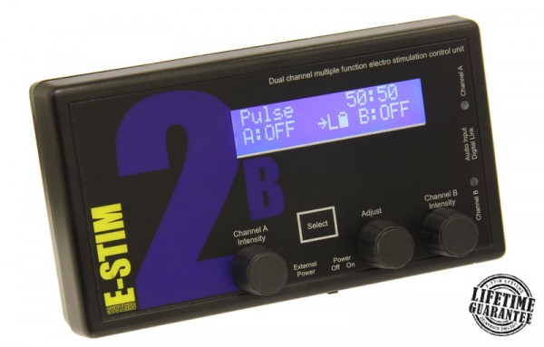 E-Stim Systems Series - 2B Power Box
