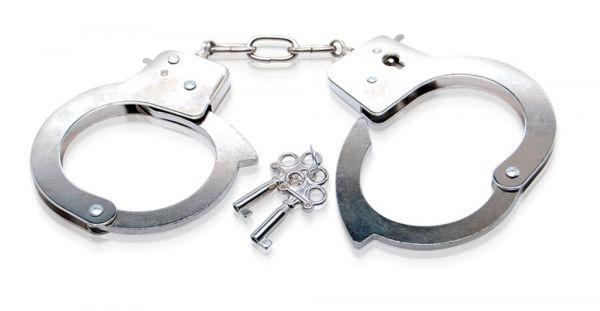 """Sicherheitshandschellen """"Metal Handcuffs"""" (perfekt für Anfänger)"""