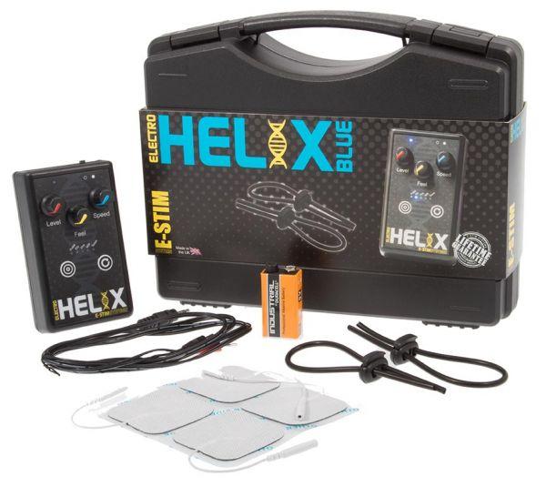 E-Stim Systems - ElectroHelix Blue Pack