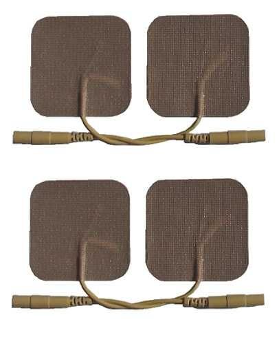 VITAtronic Haftelektroden 50x50 mm - (4er Set)