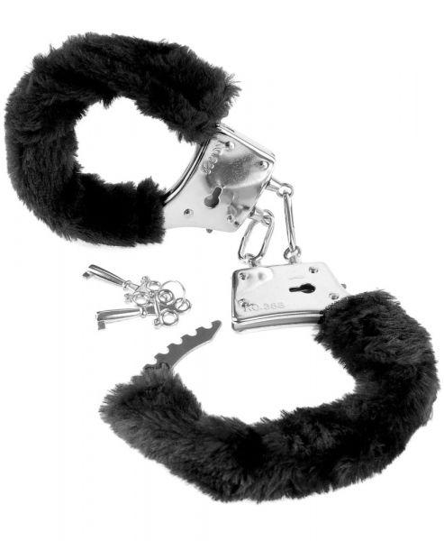 "Handschellen ""Beginners Furry Cuffs"" (ideal für Anfänger)"