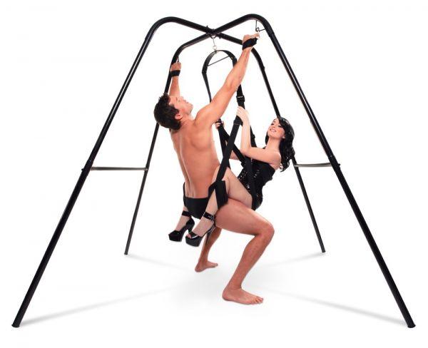 Halterung für Liebesschaukel Fantasy Swing Stand (belastbar bis 180kg)
