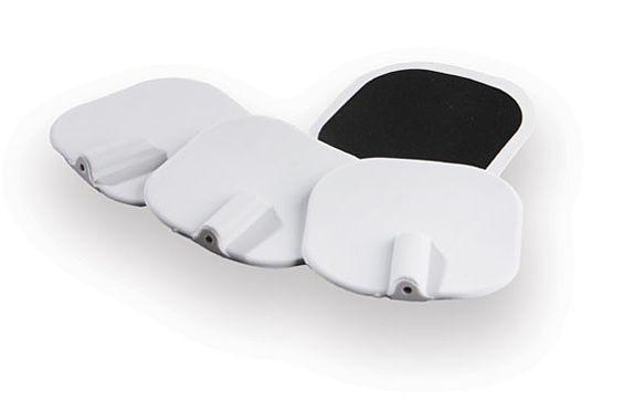 Mystim Silikon Elektroden - 4er Set