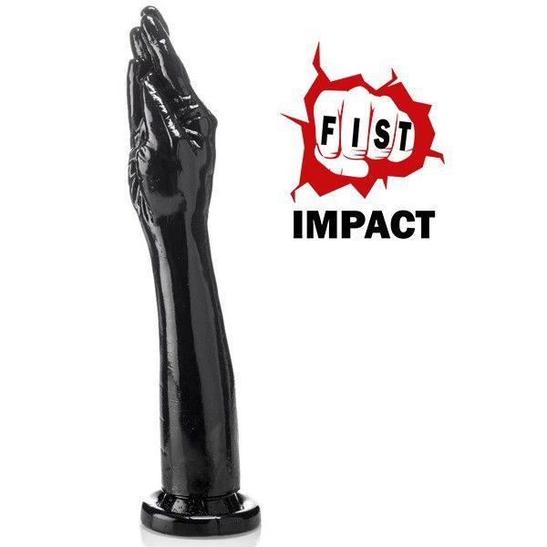 Fist Impact XXL-Dildo 38cm x 7.5cm (für aufregende Fistingspiele)