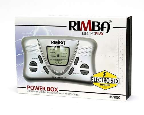 Rimba Elektro Digital Powerbox