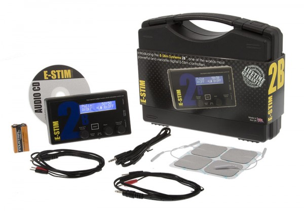 E-Stim Systems Series - 2B Pro Pack