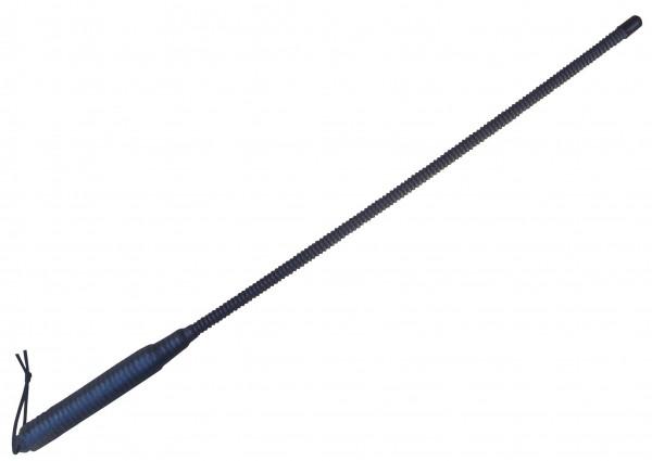 Sehr elastischer schwarzer Gummi-Rohrstock
