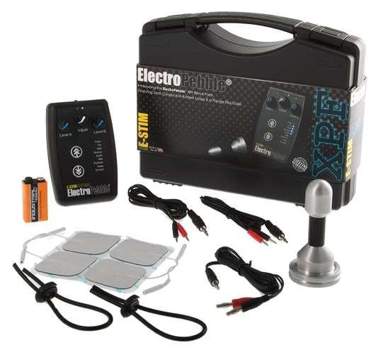 E-Stim Systems - ElectroPebble XPF