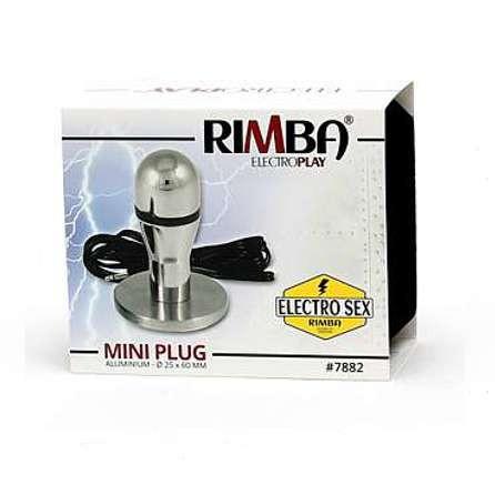 Rimba Elektro-Sex Mini Ballonplug