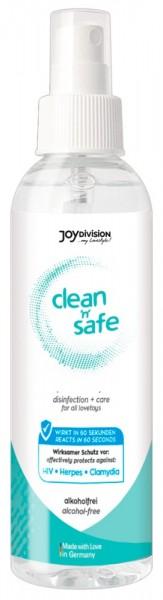 Joydivision Clean & Safe