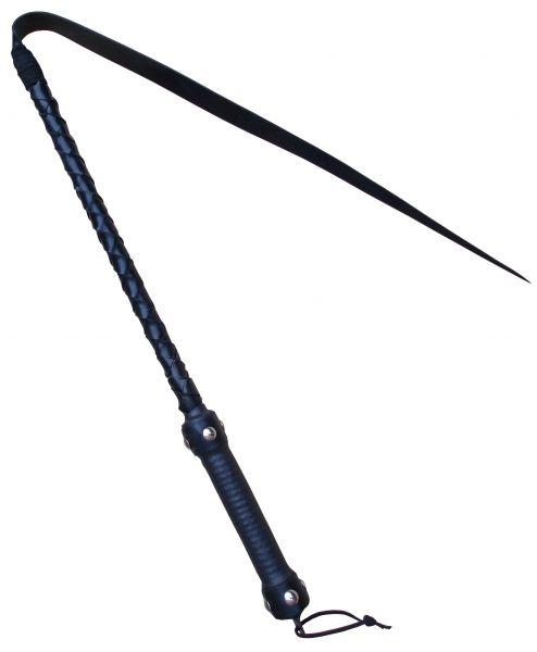 Fieser Gummistriemer (mit spitz zulaufendem Tail)