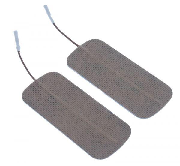 E-Stim lange Elektroden, selbstklebend (4er Pack)