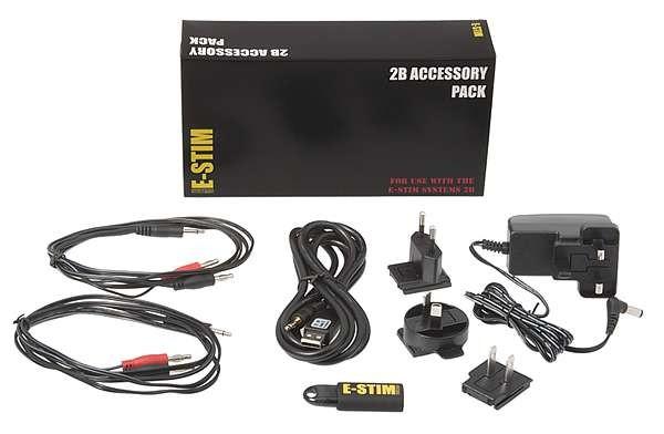 E-Stim Systeme - 2B Zubehör- und Erweiterungs-Set