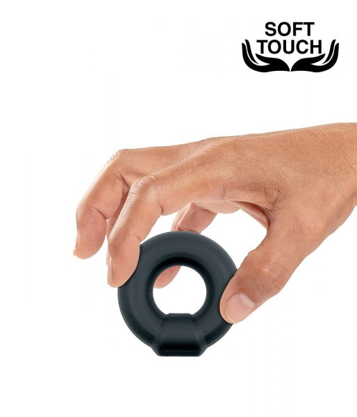 Mr. Cock Diamond Silicone Cockring (aus Soft Touch Silikon)