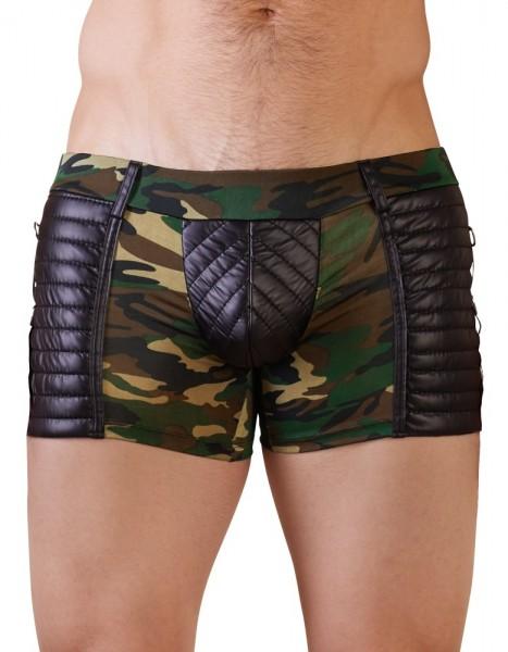 NEK Camouflage-Pants (Frontansicht)
